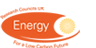 Energy - For a low carbon future - Logo