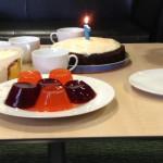 1st birthday jelly