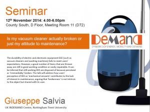 giuseppe seminar