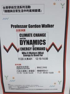 GW poster